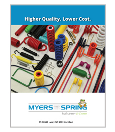 Download Myers Spring's full line brochure.
