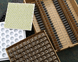 Myers Spring offers various types of packaging